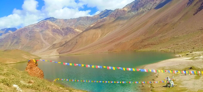 Chandratal Lake - Himachal's Best Kept Secret - The Backpackers Group