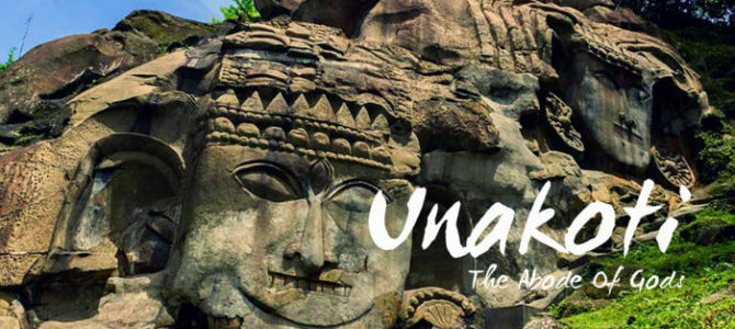 Unakoti – The Abode Of Gods