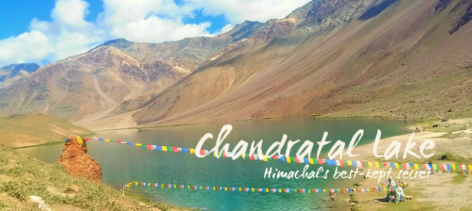 Chandratal Lake – Himachal's Best Kept Secret