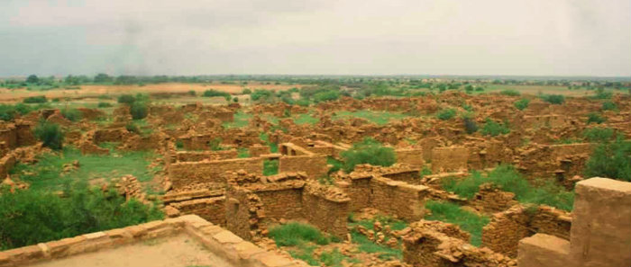 Kuldhara Village - Abandoned Village - The Legend Of Paliwals - The Backpackers Group