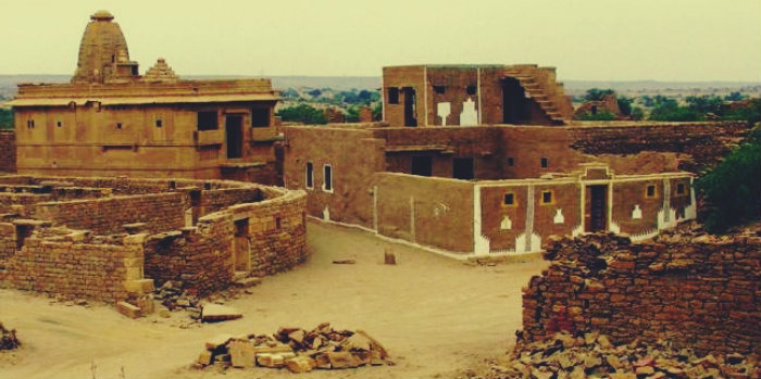 Kuldhara Village - Legend Of Paliwals - The Backpackers Group