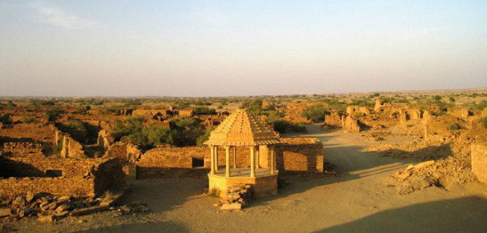 Kuldhara Village - The Legend Of Paliwals - Jaisalmer - The Backpackers Group