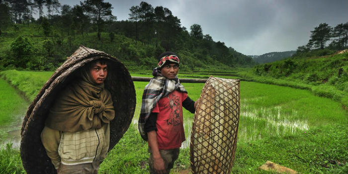 Meghalaya - Khasi and Kwai Folktale - The Backpackers Group