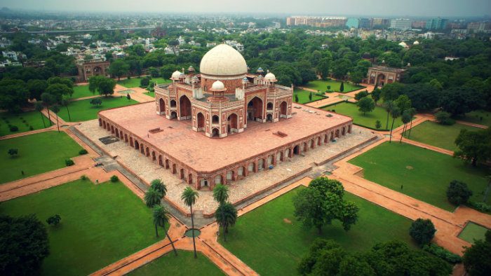 Charbagh - Humayun's Tomb - Garden Tomb - Garden Of Paradise - The Backpackers Group - V2