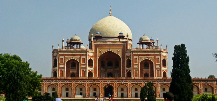 Humayun's Tomb - Delhi - The Backpackers Group