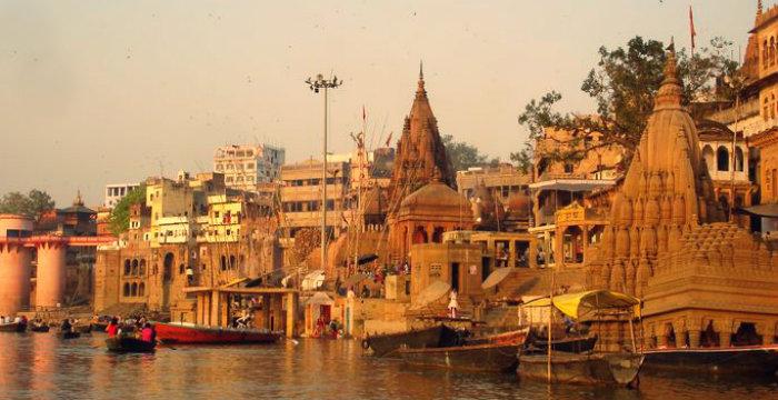 Manikarnika Ghat - Varanasi Ghat - Utter Pradesh - The Backpackers Group
