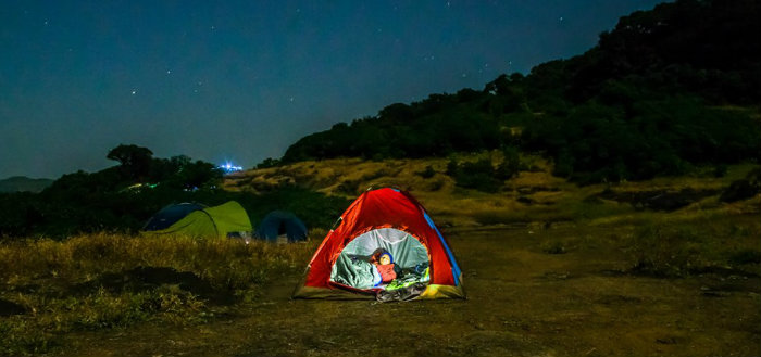Camping Under Sky - 7 Reasons Why You Should Not Travel - India Travel - The Backpackers Group