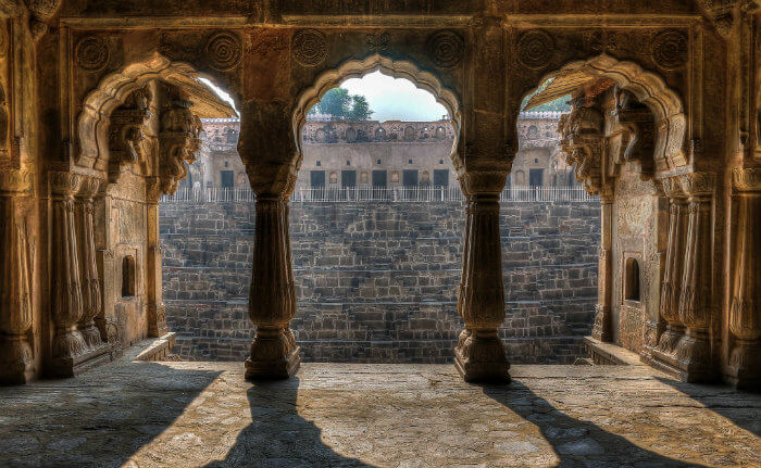 Chand Baori Stepwell - A Visual Maze - Jaipur - Travel India - The Backpackers Group V1