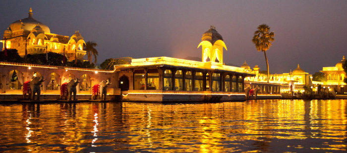 Jag Mandir Palace - Udaipur - The Legend of Pichola - The Backpackers Group