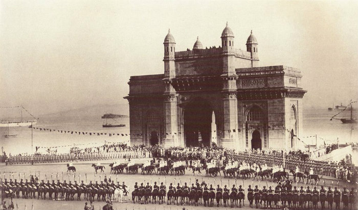 Gateway Of India 1911- Mumbai - Bombay - Chronicles Of Seven Island - The Backpackers Group