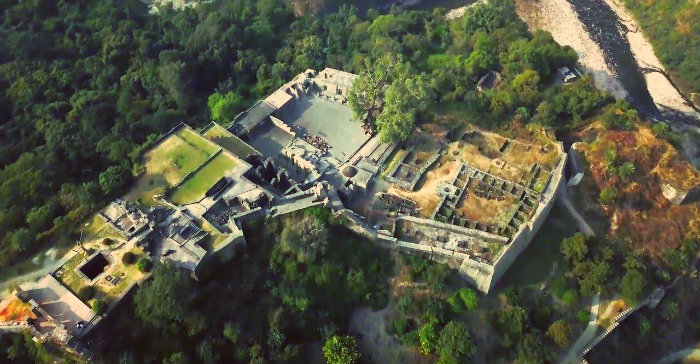 Kangra Fort - Himachal Pradesh - The Backpackers Group