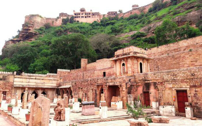 Gujari Mahal - Gwalior Fort - Madhya Pradesh - The Backpackers Group