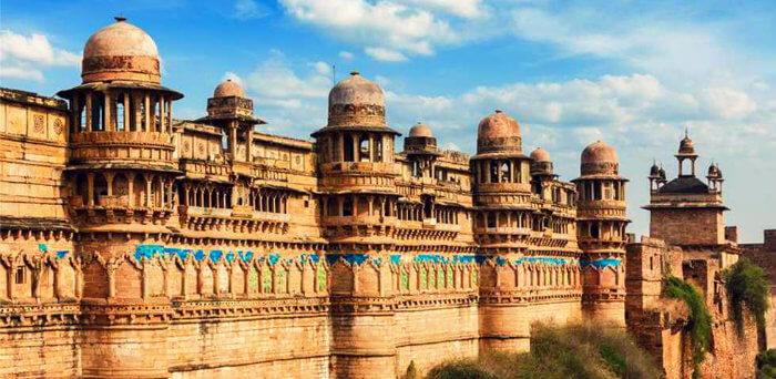 Gwalior Fort - Madhya Pradesh - The Backpackers Group