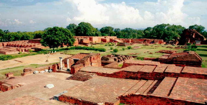 Nalanda University Center- Ancient Marvel Of India - Bihar - The Backpackers Group