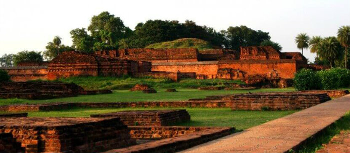 Nalanda University - Marvel of ancient India - Bihar - The Backpackers Group