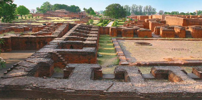 Nalanda University Ruins - Ancient Marvel Of India - Bihar - The Backpackers Group