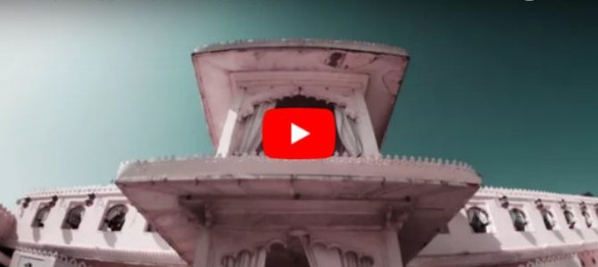 Udaipur Hyper-lapse Travel Video