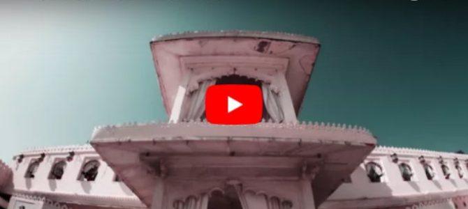 Udaipur Hyper-lapse Travel Video