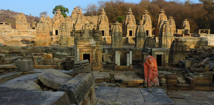 Bateshwar Temples - Narmada - The Temple Town - Madhya Pradesh - The Backpackers Group