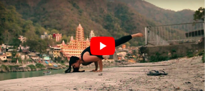 Rishikesh Hyper-lapse Travel Video