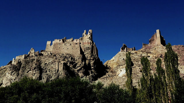 Chiktan Fort - Kargil - Jammu Kashmir - Leh Ladakh - The Backpackers Group