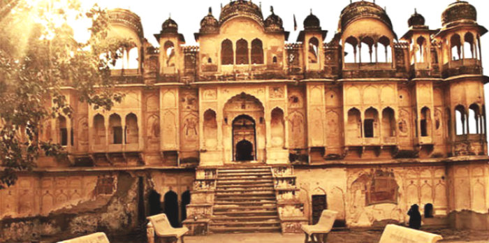 Churu Fort - Rajasthan - The Backpackers Group