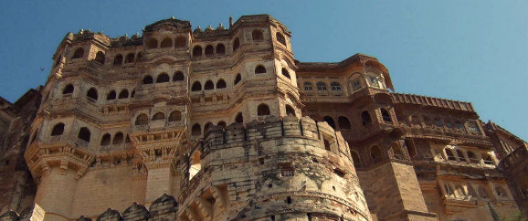 Mehrangarh Fort - Jodhpur - Rajasthan - The Backpackers Group