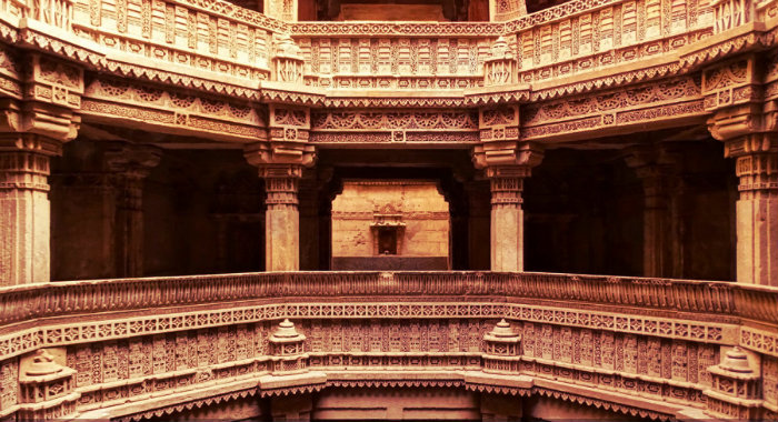 Adalaj Stepwell - Ahmedabad - The Backpackers Group