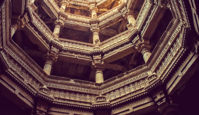 Adalaj Vav - Stepwell Of India - Ahmedabad - The Backpackers Group