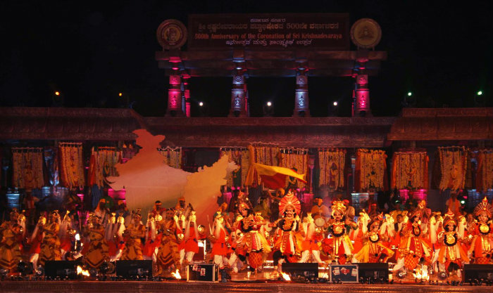 Hampi Festival - Karnataka - Carnival - The Backpackers Group