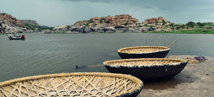 Hampi - Karnataka - Hampi Festival - River Rafts - The Backpackers Group