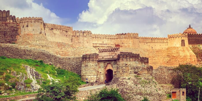 Kumbhalgarh Fort - Underrated Marvel Of India - Rajasthan - The Backpackers Group