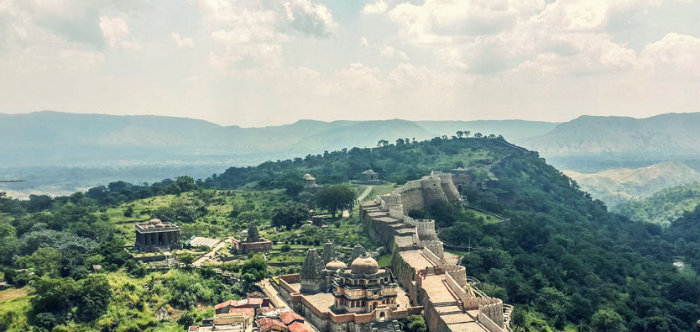 Kumbhalgarh Fort - Underrated Marvel Of India - The Great Wall Of India - Rajasthan - The Backpackers Group