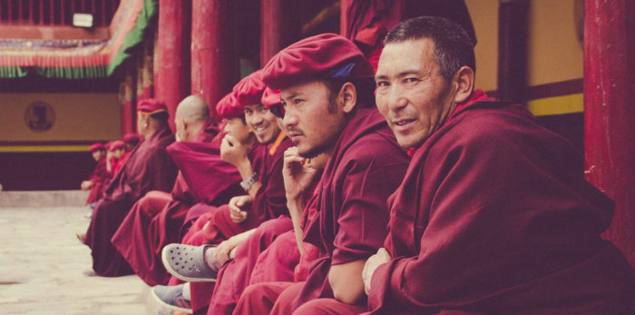 Nyarma University - Ladakh's lost treasure - Leh Ladakh - The Backpackers Group - Cover