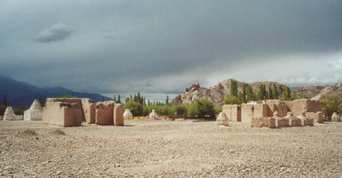 Nyarma University - Ladakh's lost treasure - Leh Ladakh University - The Backpackers Group