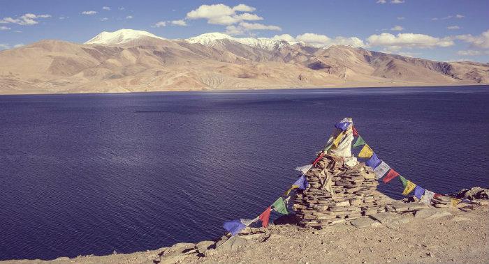 Nyarma University - Ladakh's lost treasure - Pangong Lake - Leh Ladakh - The Backpackers Group.