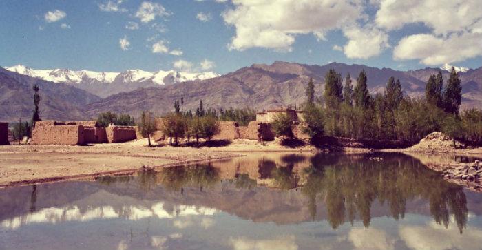 Nyarma University - Ladakh's lost treasure - University Sight - Leh Ladakh - The Backpackers Group.