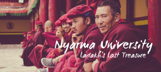 Nyarma University- Ladakh's Lost Treasure