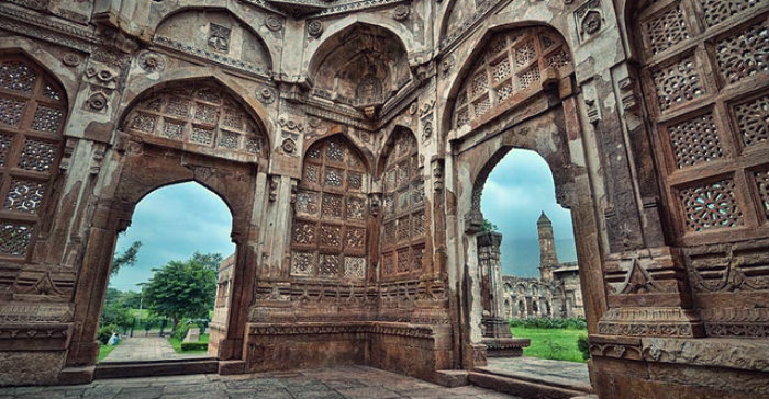Jama Masjid - Champaner - An Ode To Lost Glory - Gujarat Travel - The Backpackers Group