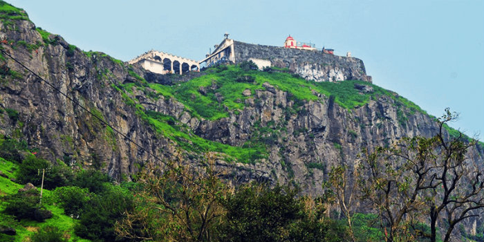 Pavagadh Temple - Chanpaner - An Ode To Lost Glory - Gujarat Travel - The Backpackers Group