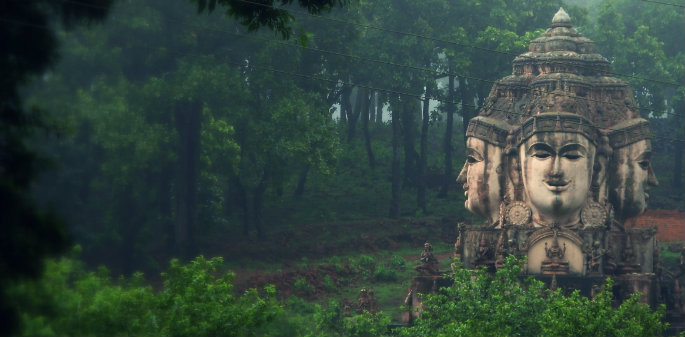Amarkantak - The Birthplace of Narmada - Madhya Pradesh - The Backpackers Group - Cover