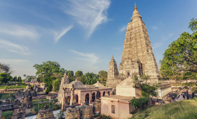 Bodhgaya - The Confluence of Cultures - Bodhgaya Temple Bihar - The Backpackers Group