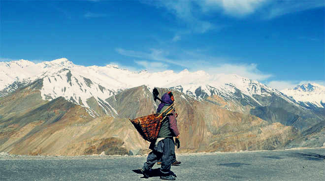 Lahaul - The World of Myths and Wonders - Spiti Valley - Himachal Pradesh - The Backpackers Group