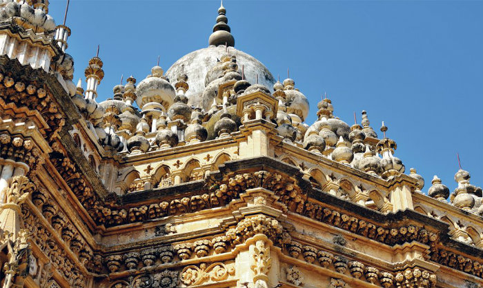 Mahabat Maqbara - Mysteries of Junagadh - Indo-Islamic, European and Gothic architecture - Travel Gujarat - The Backpackers Group