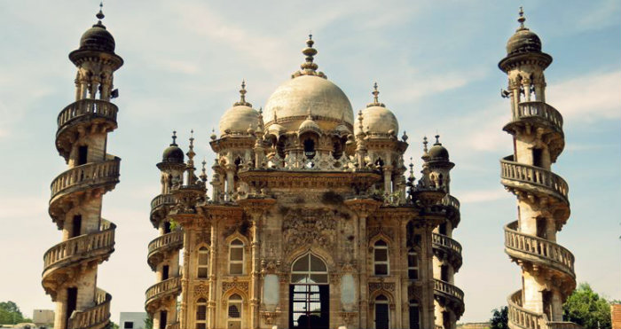 Mahabat Makbara - Mysteries of Junagadh - Travel Gujarat - The Backpackers Group - Cover